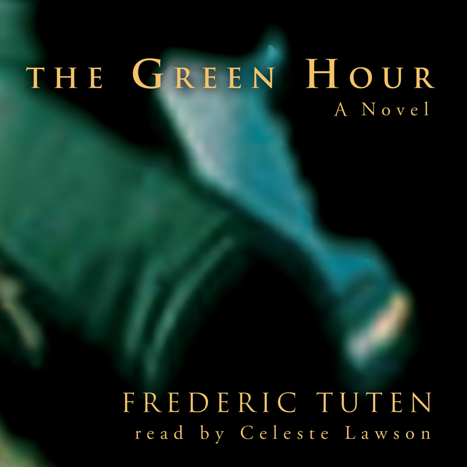 Printable The Green Hour Audiobook Cover Art