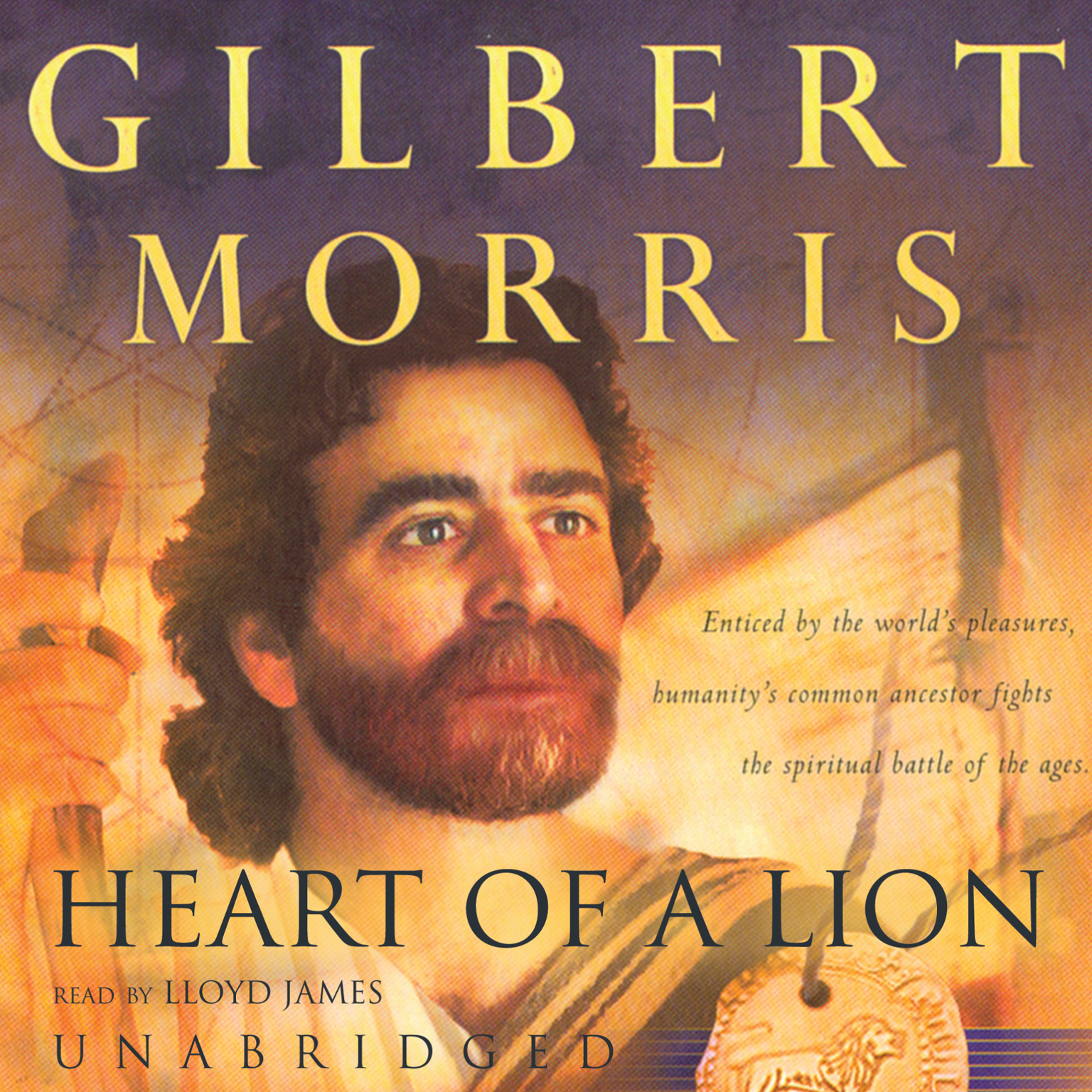 Printable Heart of a Lion Audiobook Cover Art