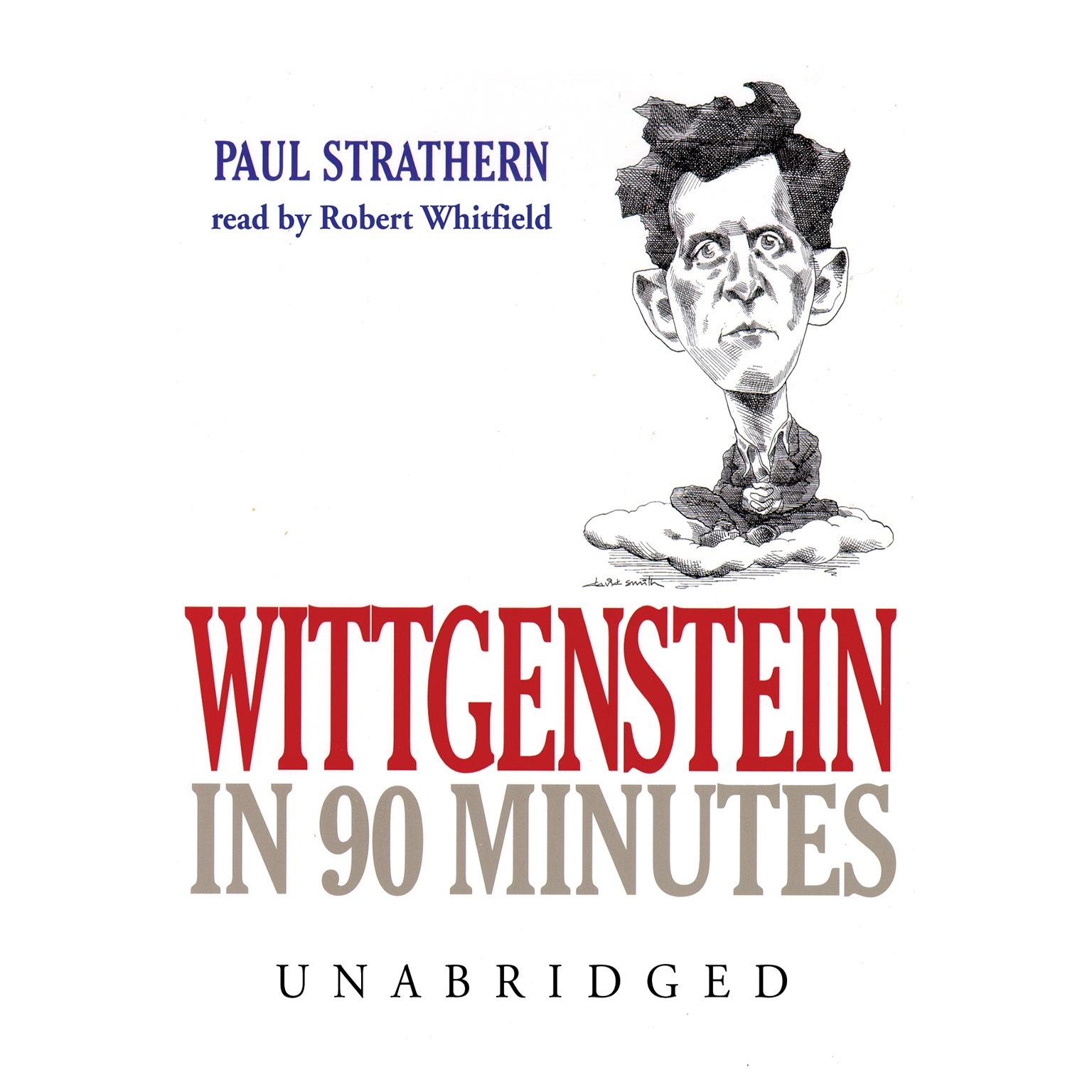 Printable Wittgenstein in 90 Minutes Audiobook Cover Art