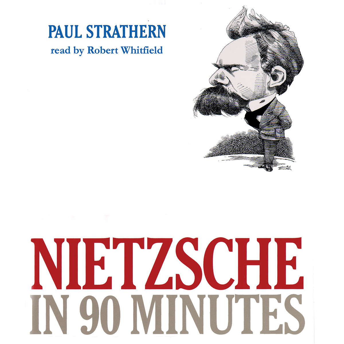 Printable Nietzsche in 90 Minutes Audiobook Cover Art