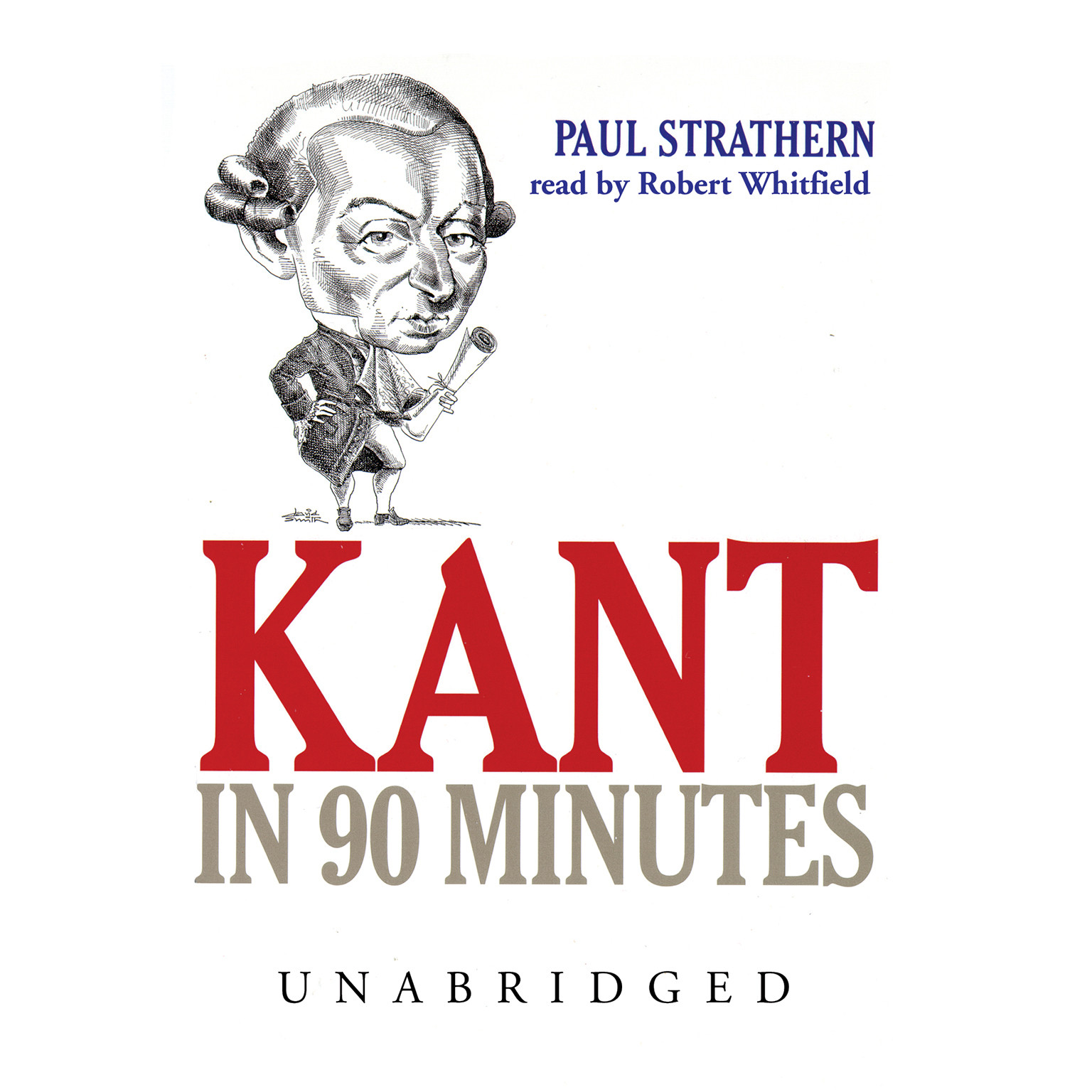 Printable Kant in 90 Minutes Audiobook Cover Art