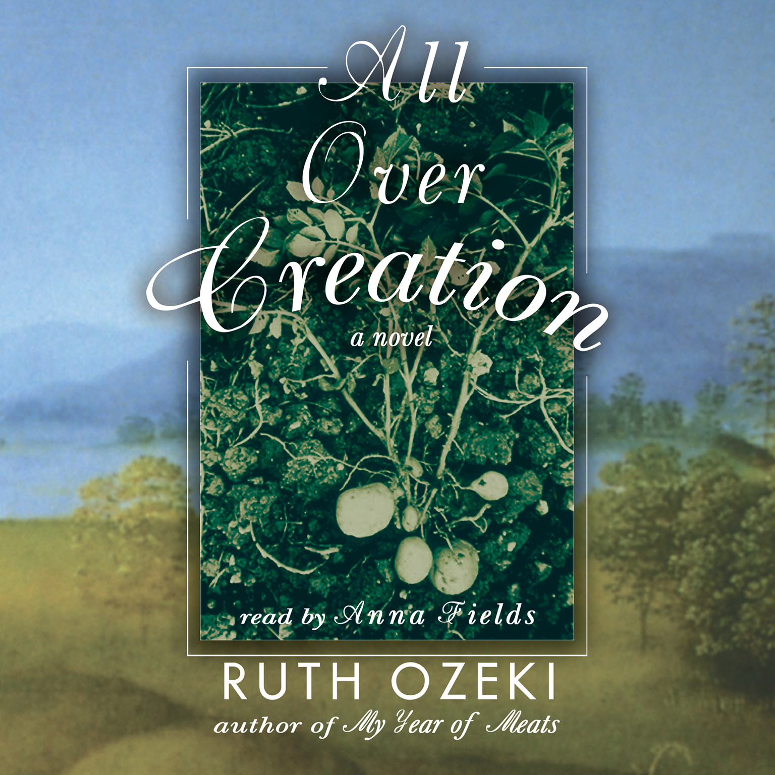 Printable All Over Creation Audiobook Cover Art