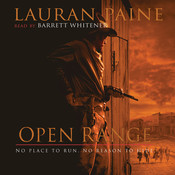 Open Range Audiobook, by Lauran Paine