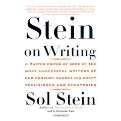 Stein on Writing Audiobook, by Sol Stein