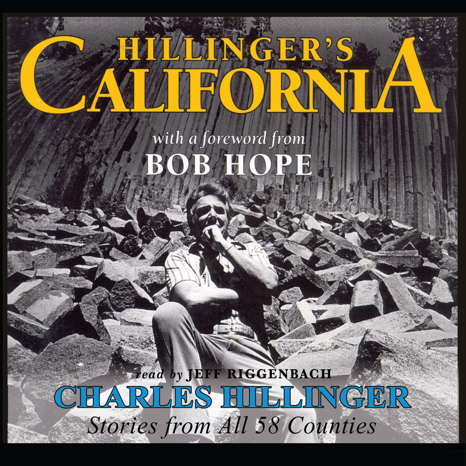 Printable Hillinger's California: Stories from All 58 Counties Audiobook Cover Art