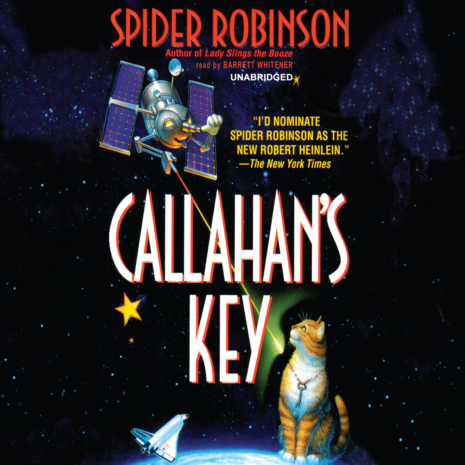 Printable Callahan's Key Audiobook Cover Art