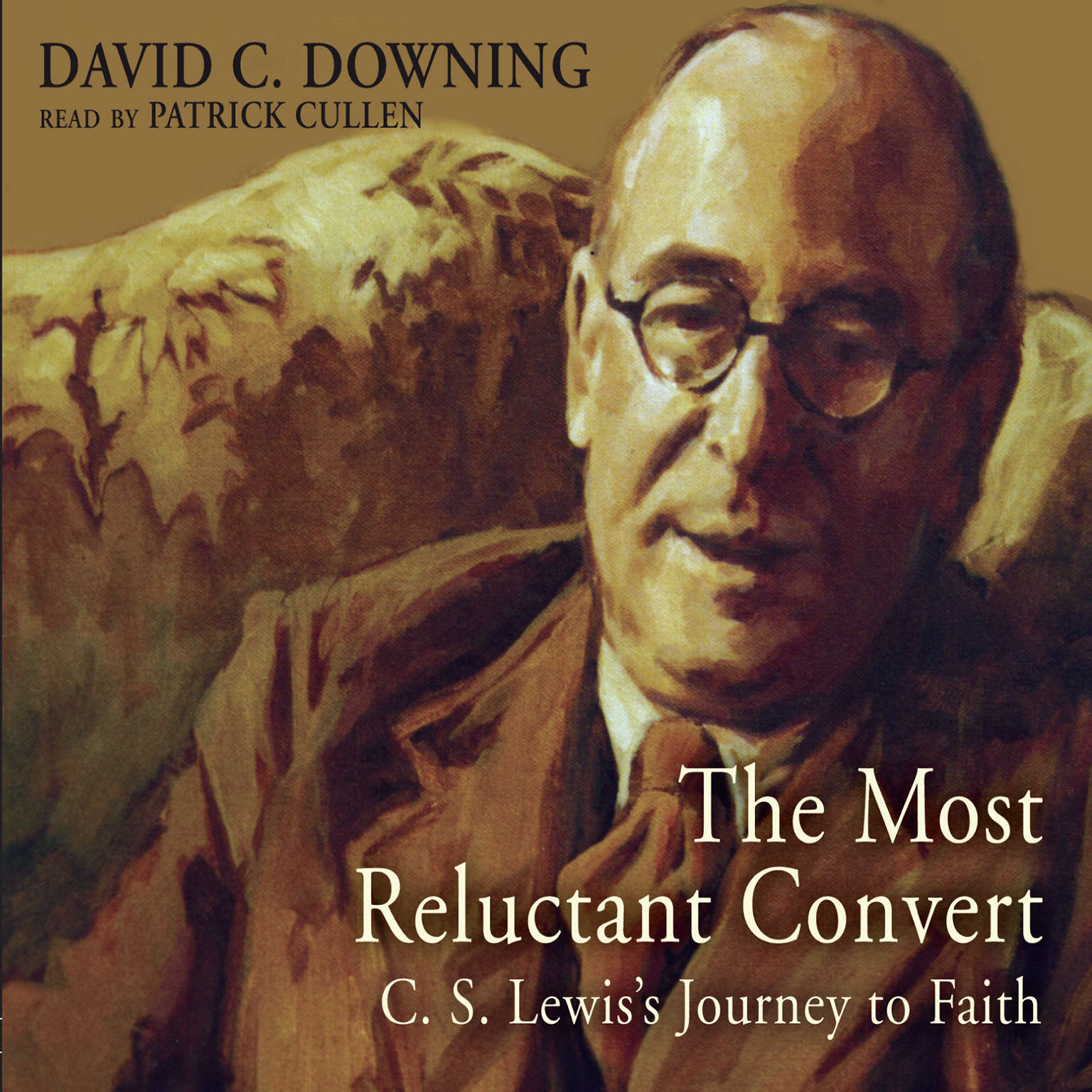 Printable The Most Reluctant Convert: C. S. Lewis' Journey to Faith Audiobook Cover Art