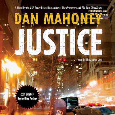 Justice Audiobook, by Dan Mahoney