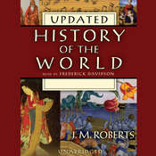 History of the World (Updated) Audiobook, by J. M. Roberts