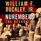 Nuremberg: The Reckoning Audiobook, by William F. Buckley