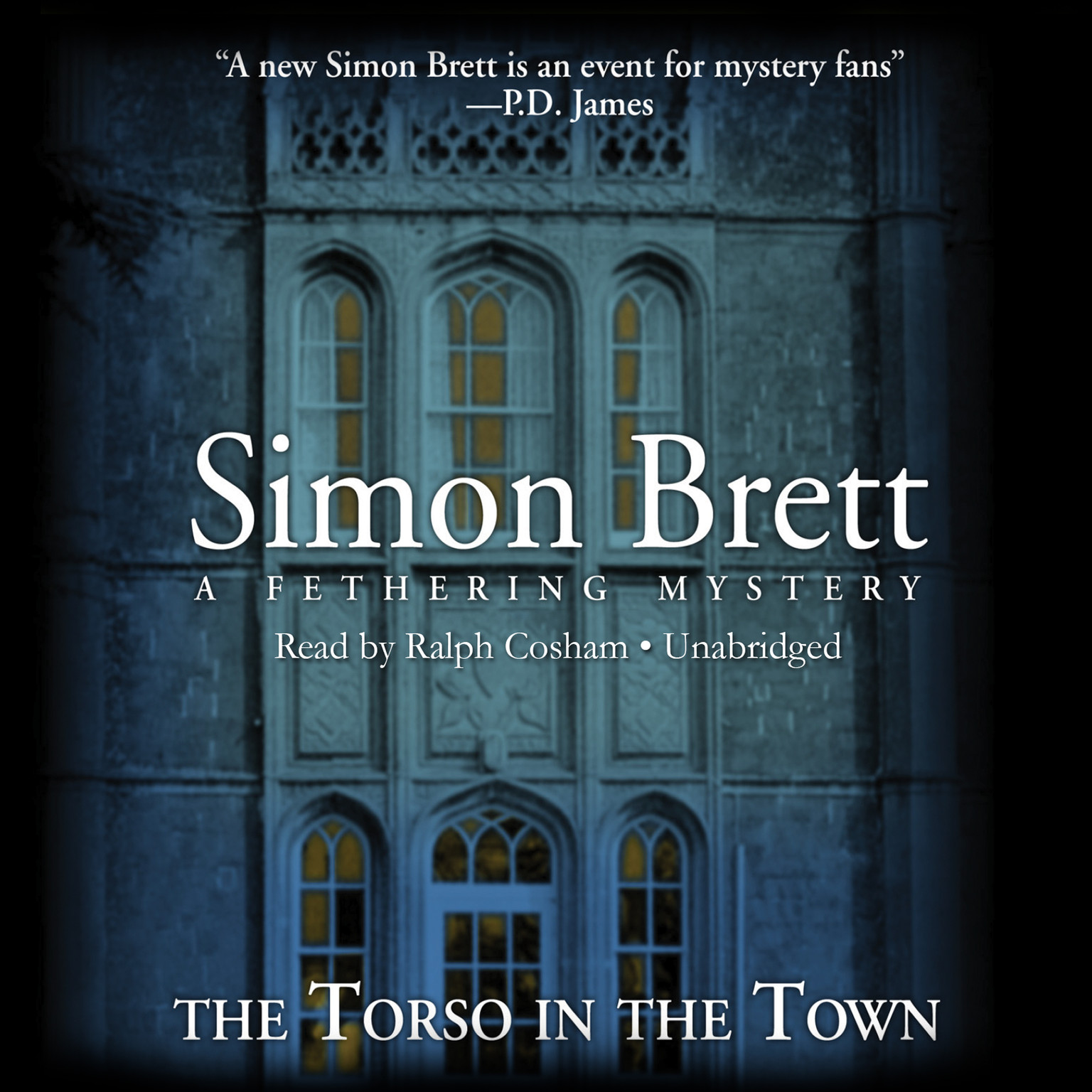 Printable The Torso in the Town: A Fethering Mysery Audiobook Cover Art