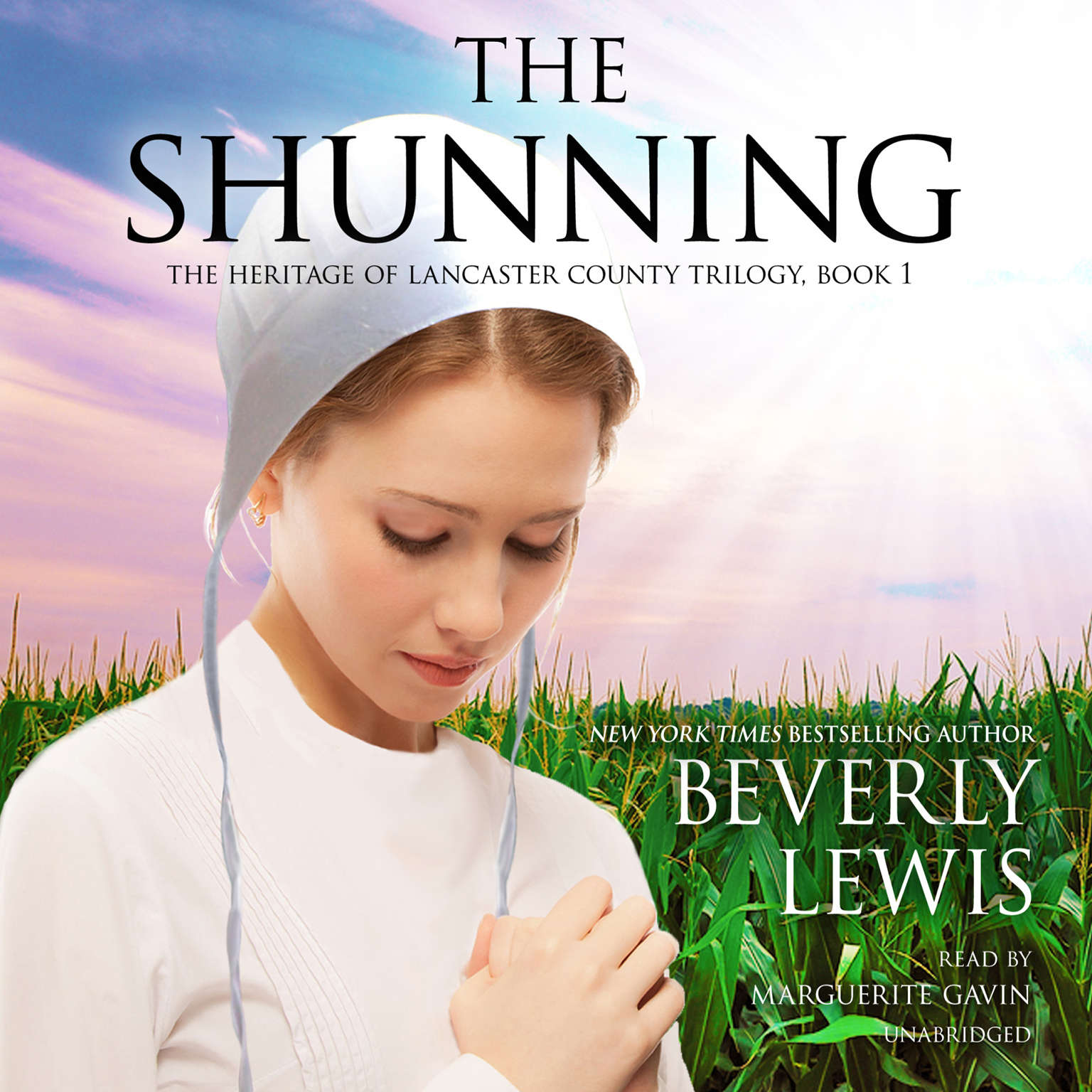 Printable The Shunning Audiobook Cover Art