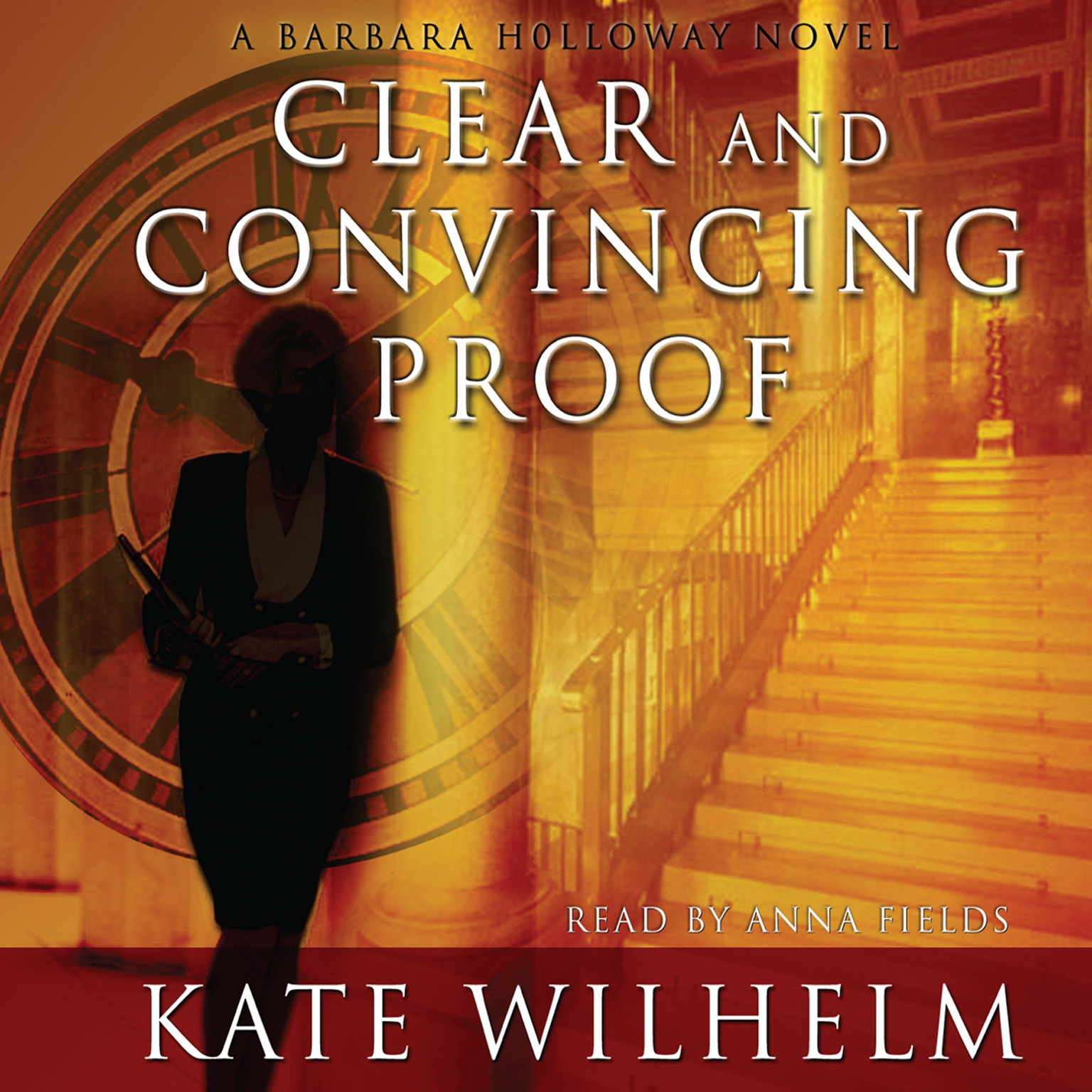 Printable Clear and Convincing Proof Audiobook Cover Art
