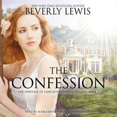 The Confession Audiobook, by Beverly Lewis