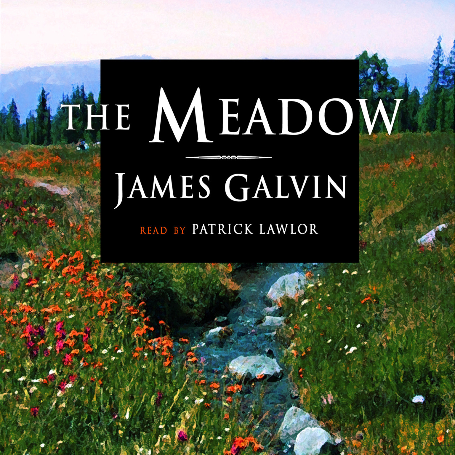 Printable The Meadow Audiobook Cover Art