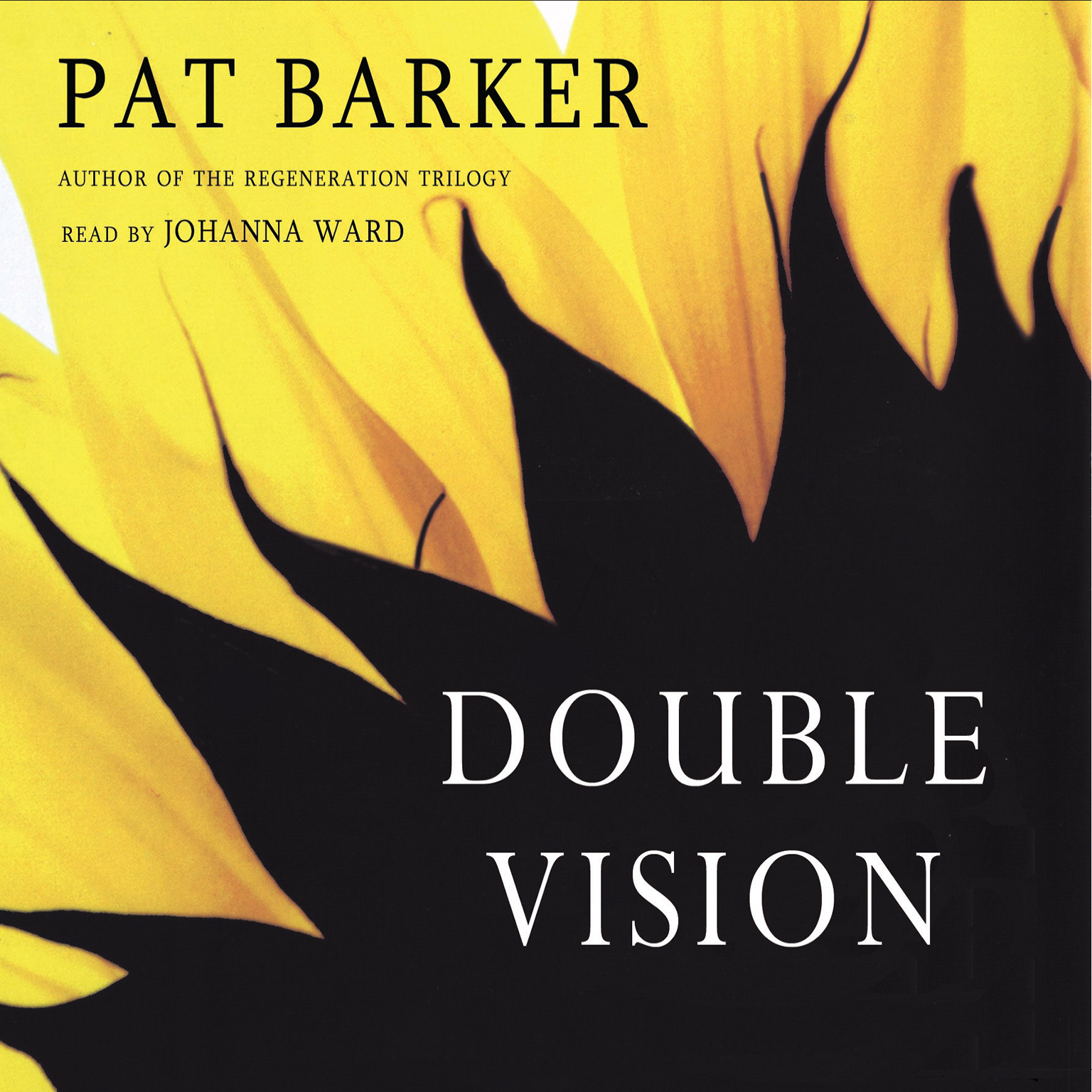 Printable Double Vision Audiobook Cover Art
