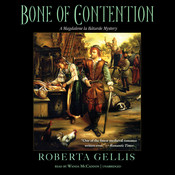 Bone of Contention: A Magdalene la Bâtarde Mystery Audiobook, by Roberta Gellis