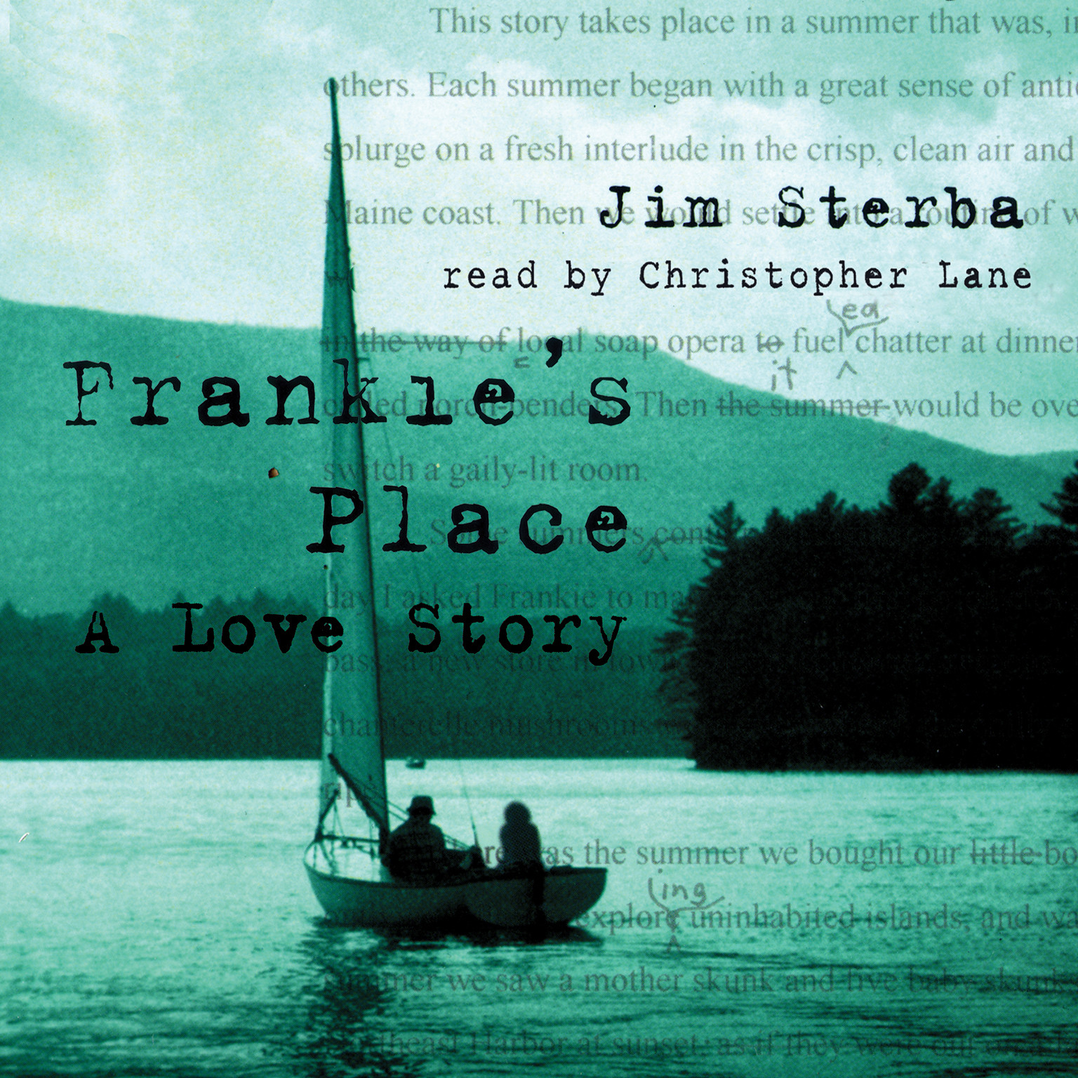 Printable Frankie's Place: A Love Story Audiobook Cover Art
