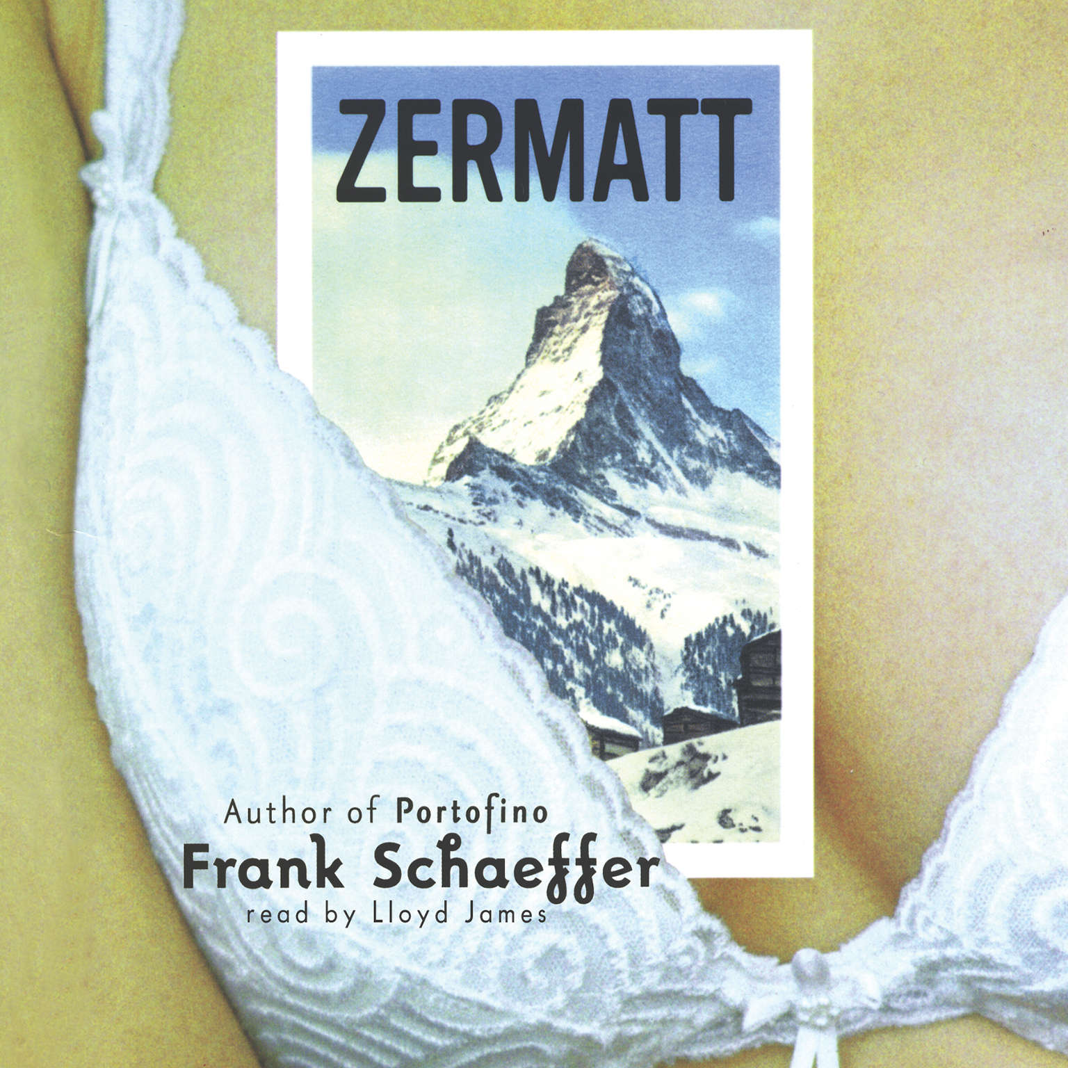 Printable Zermatt Audiobook Cover Art
