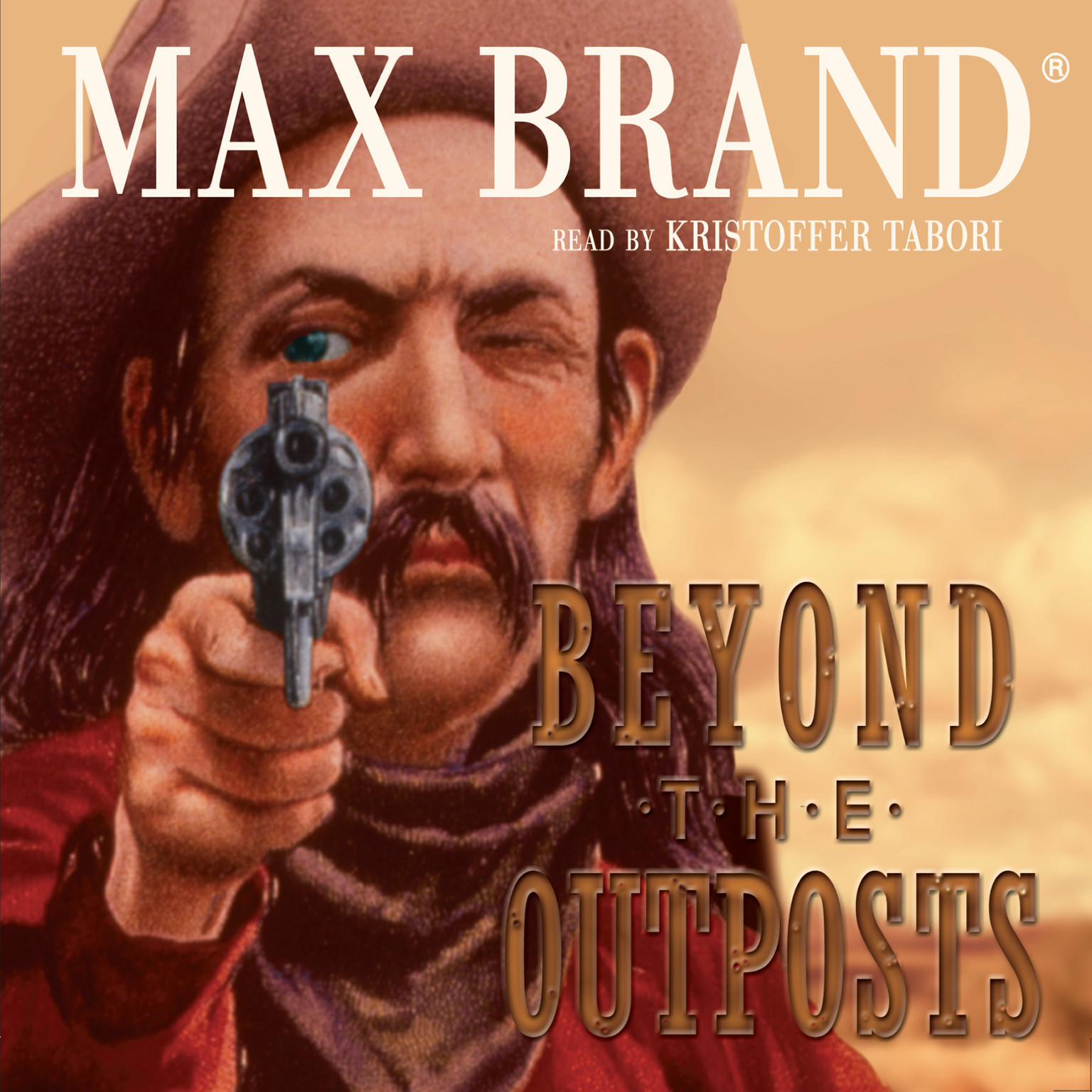 Printable Beyond the Outposts Audiobook Cover Art