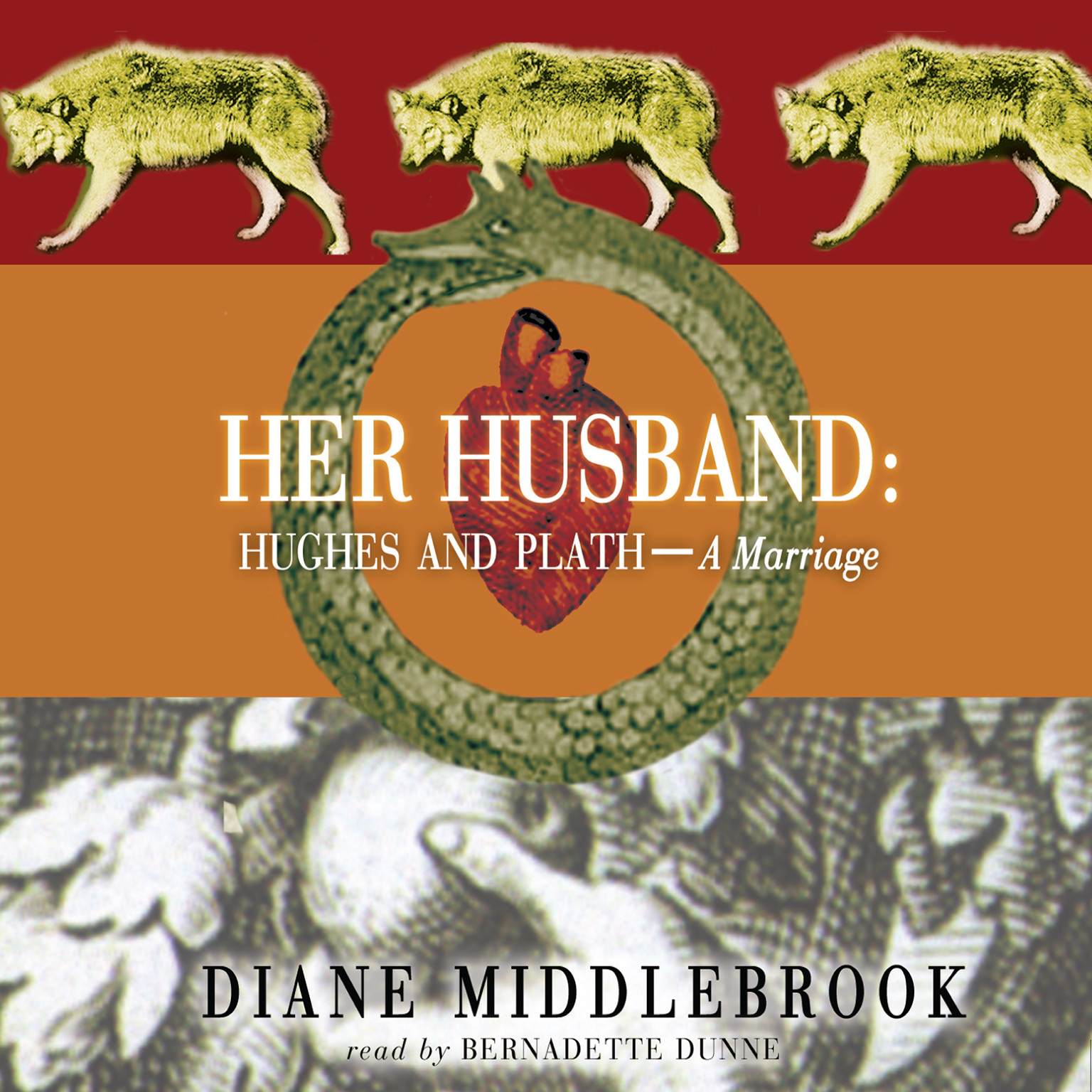 Printable Her Husband: Hughes and Plath—A Marriage Audiobook Cover Art
