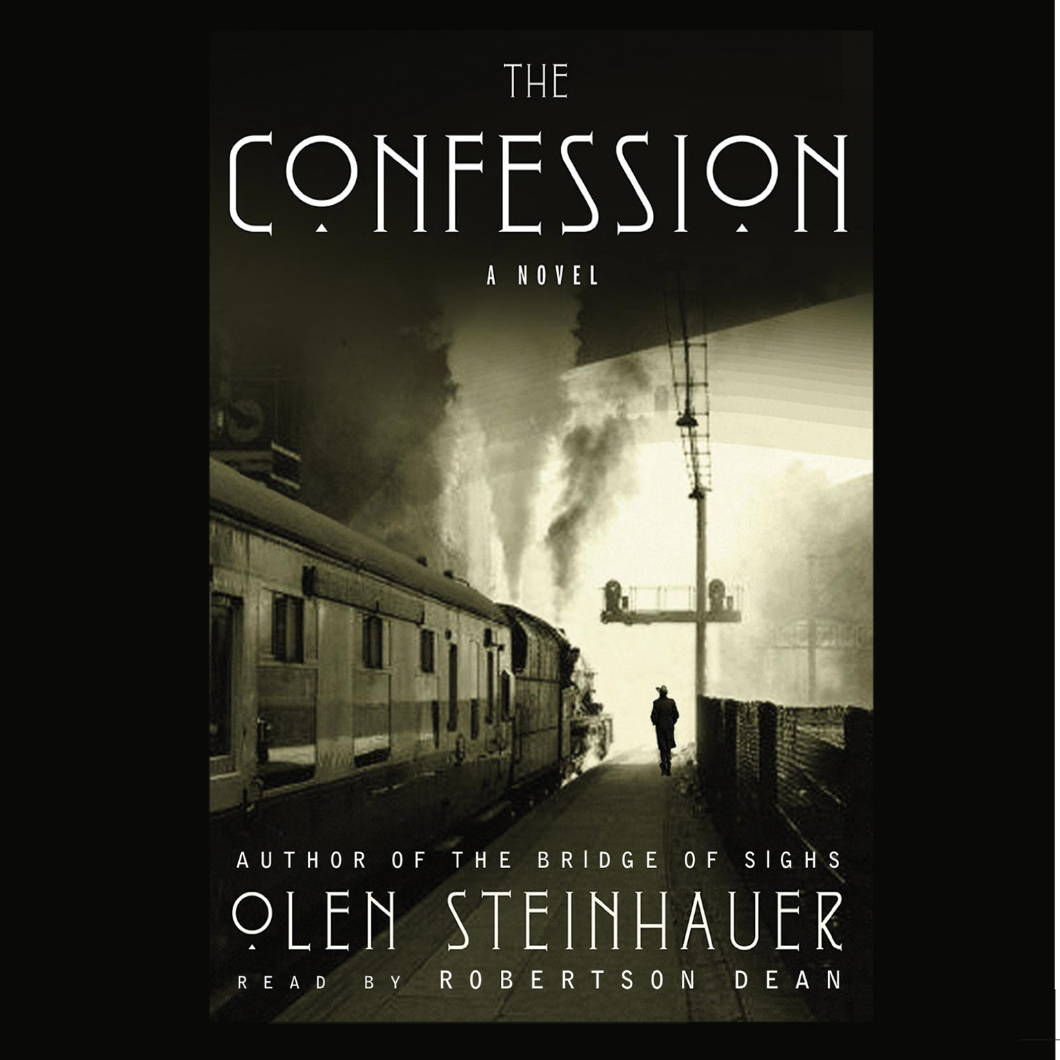 Printable The Confession Audiobook Cover Art