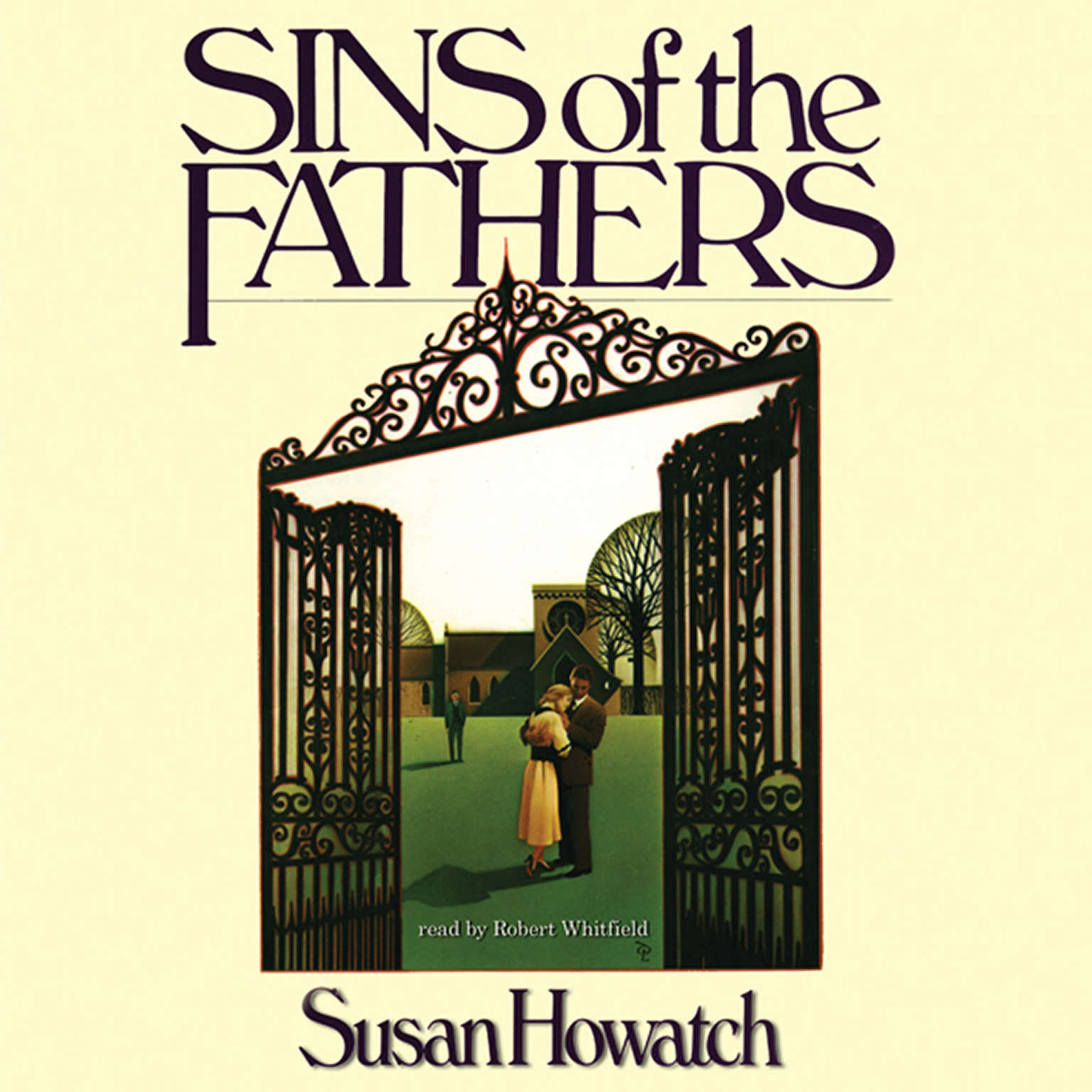 Printable Sins of the Fathers Audiobook Cover Art