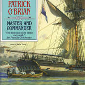 Master and Commander, by Patrick O'Brian