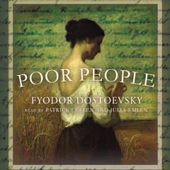 Poor People Audiobook, by Fyodor Dostoevsky
