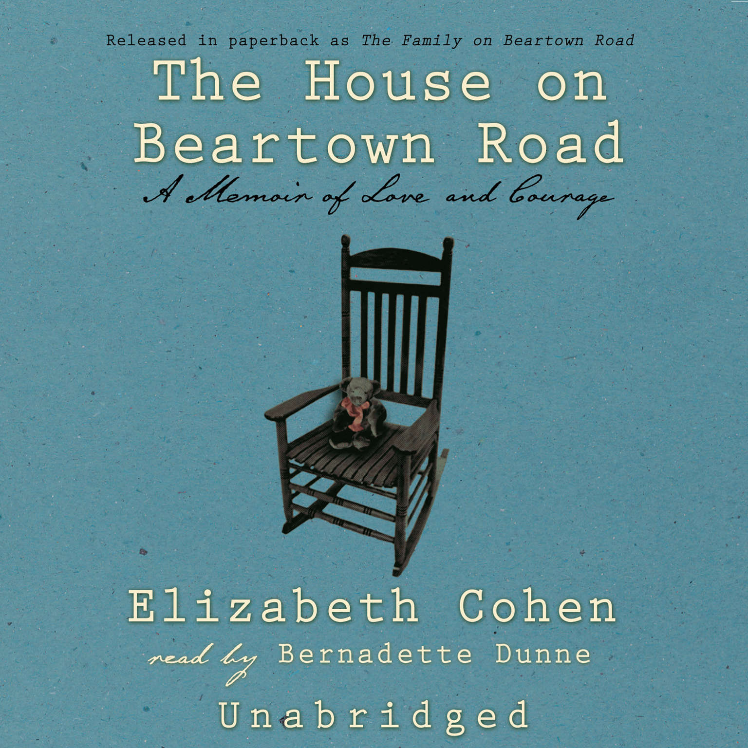 Printable The House on Beartown Road: A Memoir of Learning and Forgetting Audiobook Cover Art