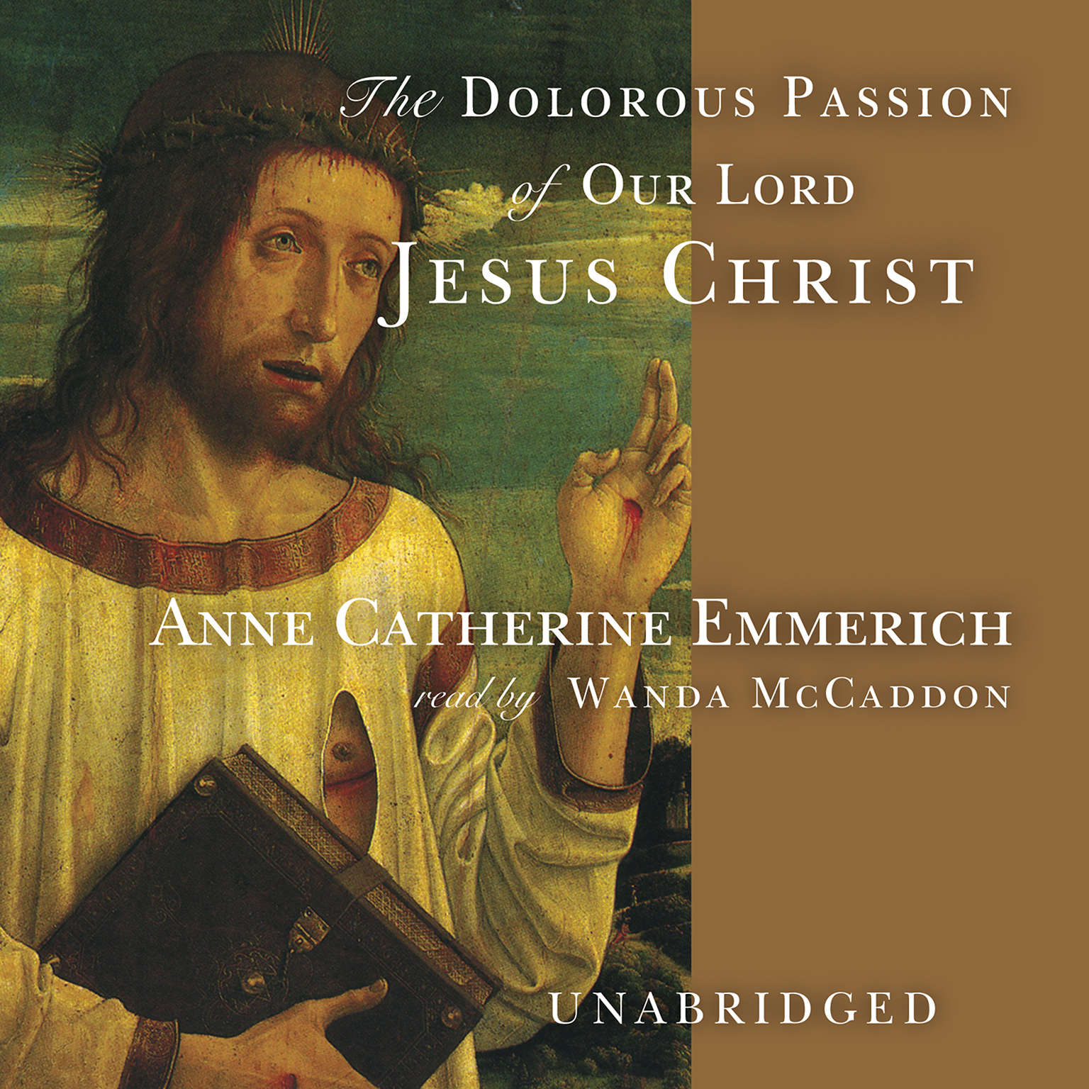 Printable The Dolorous Passion of Our Lord Jesus Christ Audiobook Cover Art