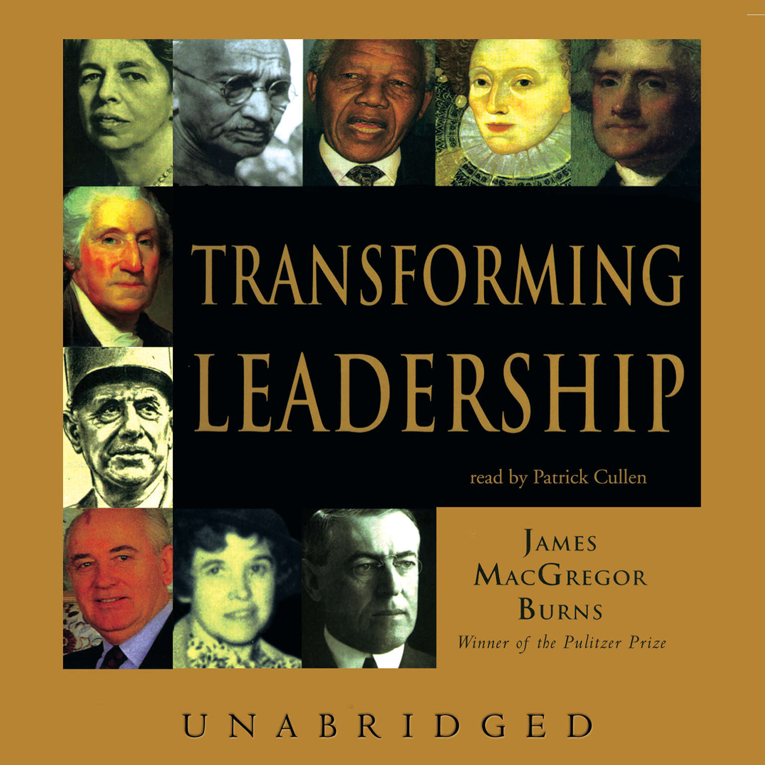 Printable Transforming Leadership Audiobook Cover Art