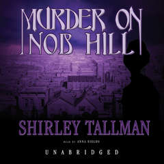 Murder on Nob Hill Audiobook, by Shirley Tallman