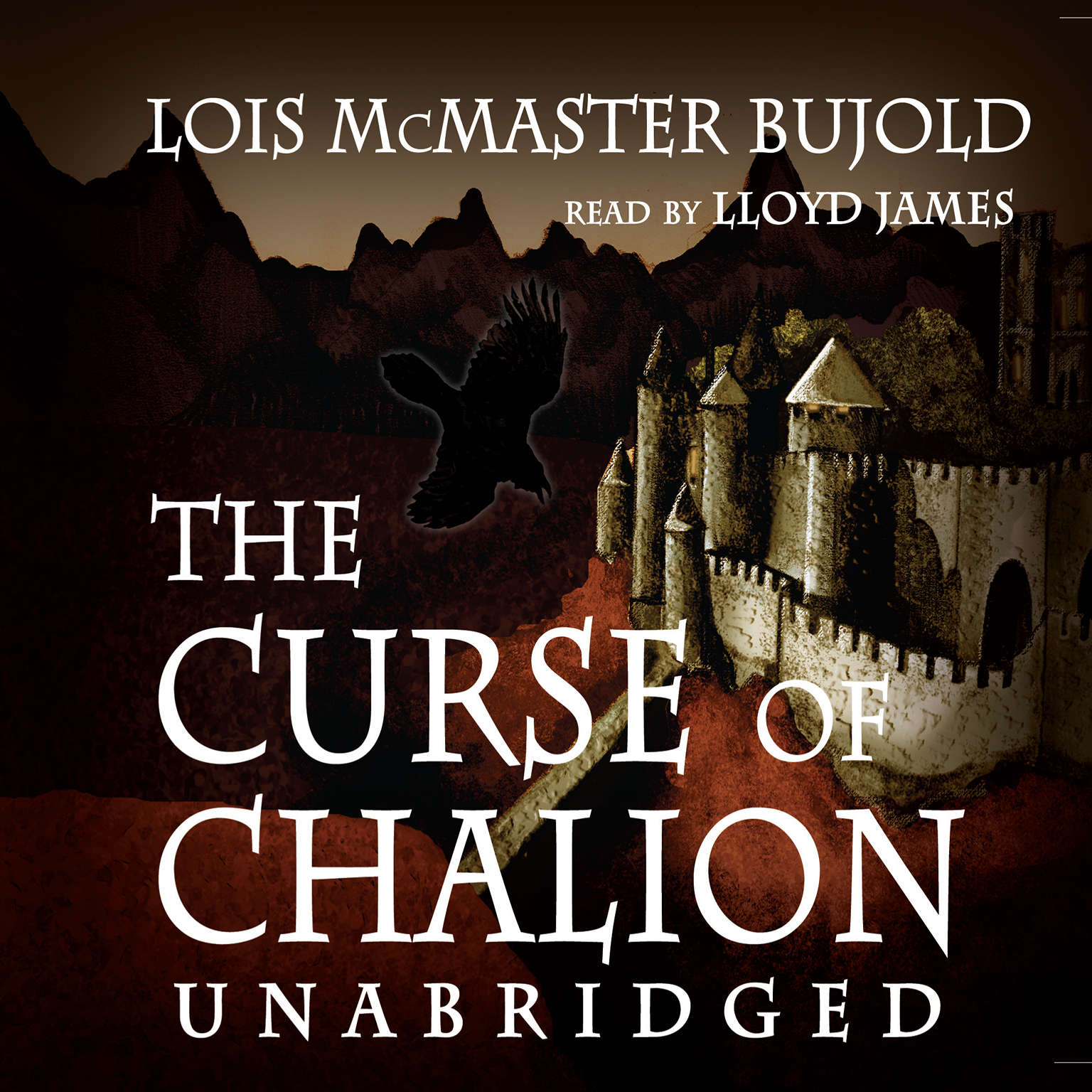 Printable The Curse of Chalion Audiobook Cover Art
