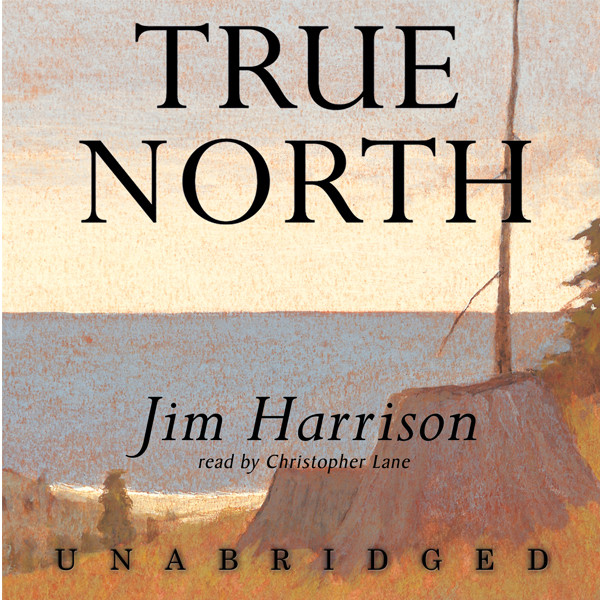 Printable True North Audiobook Cover Art