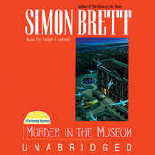 Murder in the Museum Audiobook, by Simon Brett