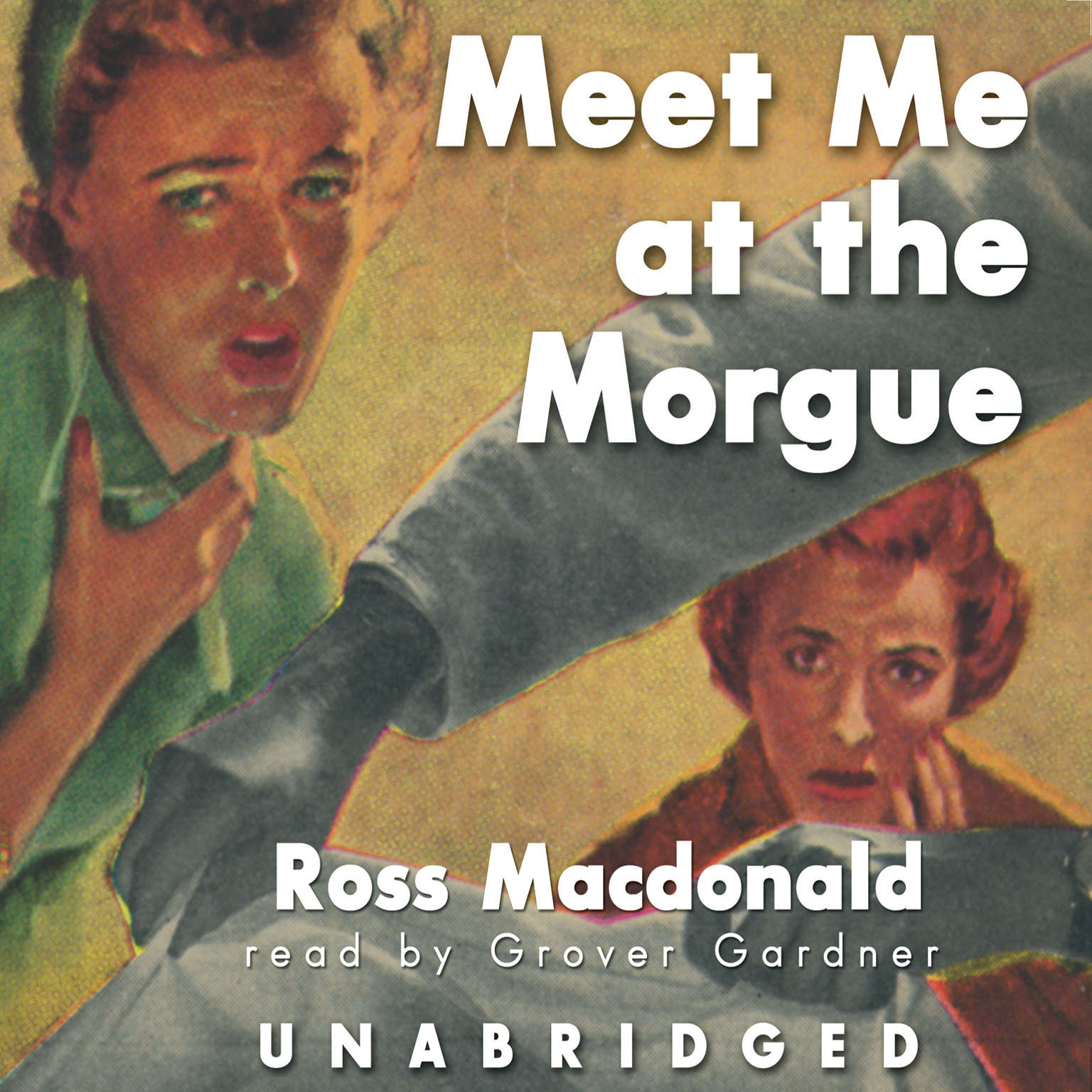 Printable Meet Me at the Morgue Audiobook Cover Art