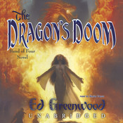 The Dragon's Doom: A Band of Four Novel Audiobook, by Ed Greenwood