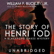 The Story of Henri Tod Audiobook, by William F. Buckley