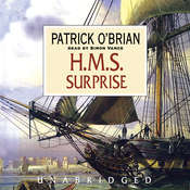 H.M.S. Surprise, by Patrick O'Bria