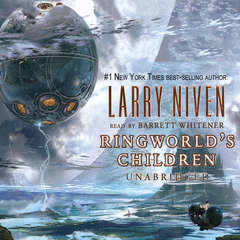 Ringworld's Children Audiobook, by Larry Niven