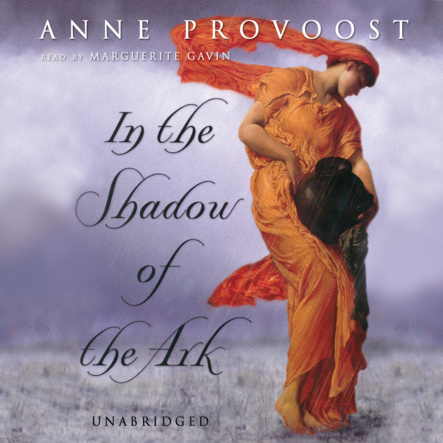 Printable In the Shadow of the Ark Audiobook Cover Art