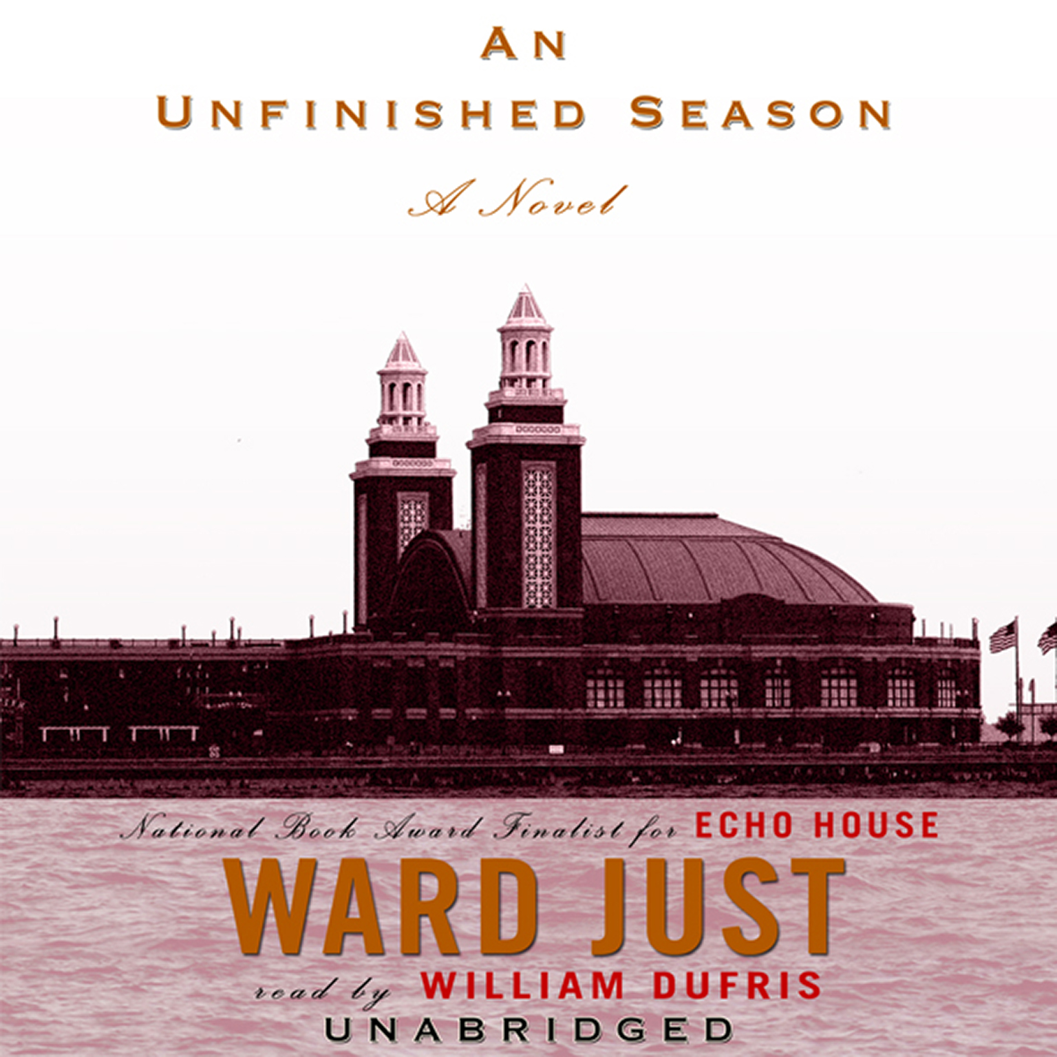 Printable An Unfinished Season: A Novel Audiobook Cover Art
