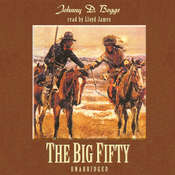 The Big Fifty Audiobook, by Johnny D. Boggs