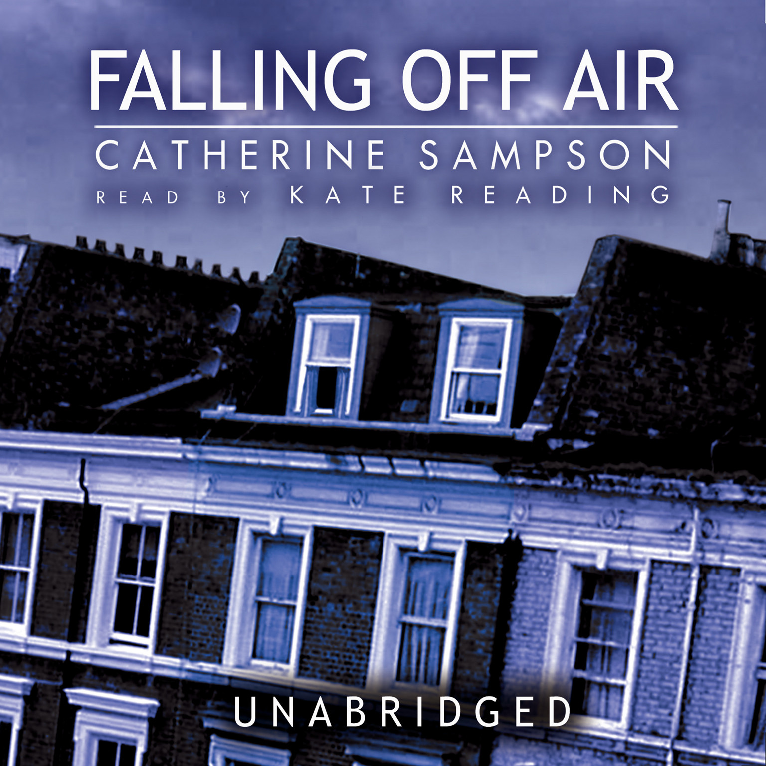 Printable Falling Off Air Audiobook Cover Art