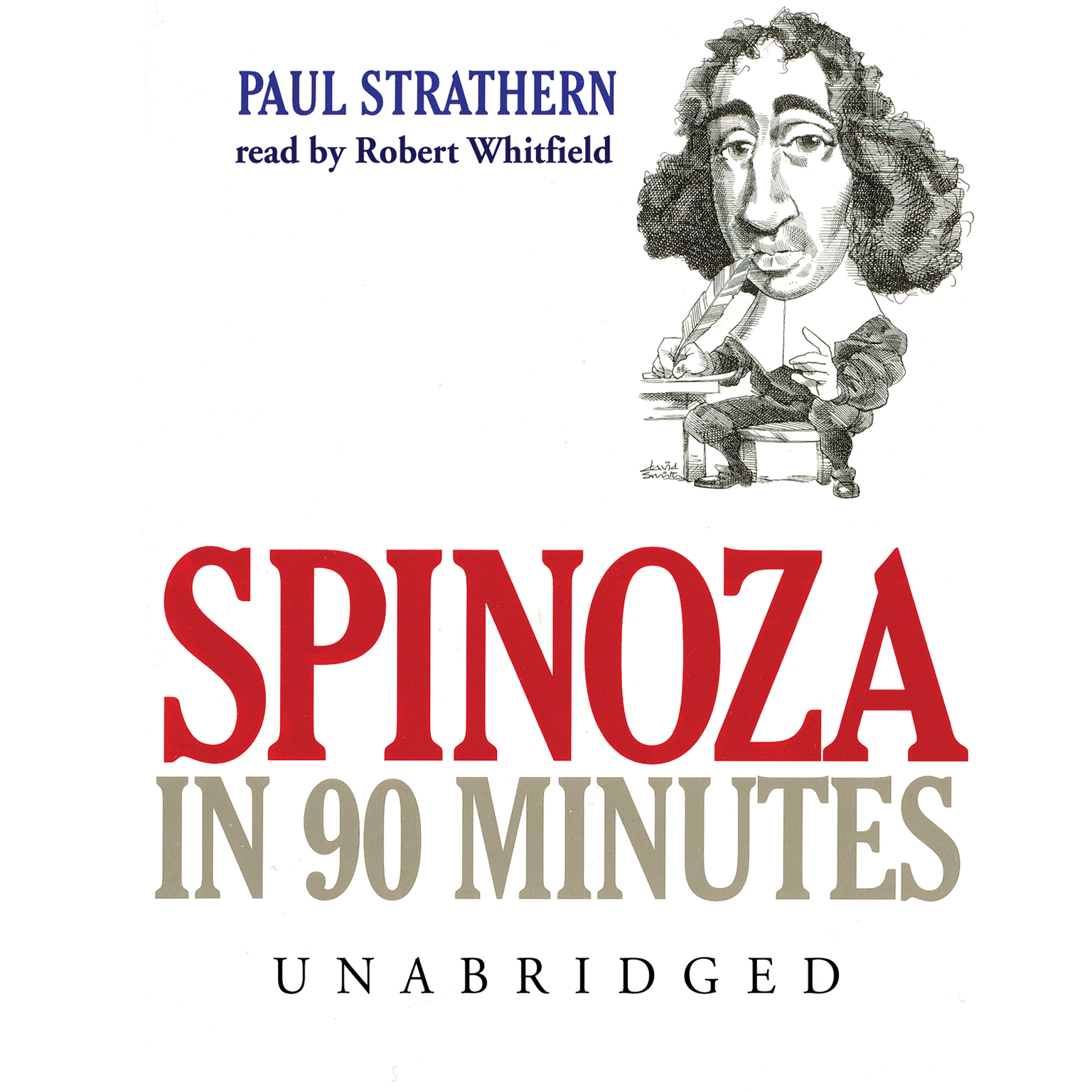 Printable Spinoza in 90 Minutes Audiobook Cover Art