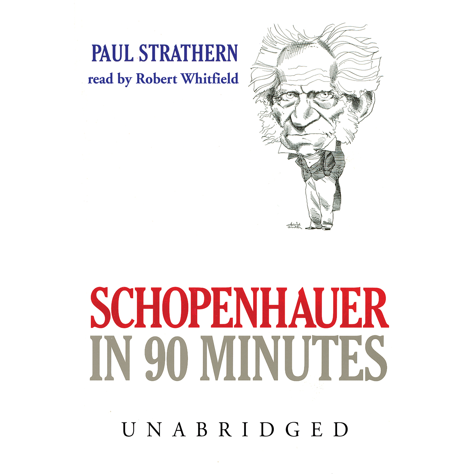 Printable Schopenhauer in 90 Minutes Audiobook Cover Art