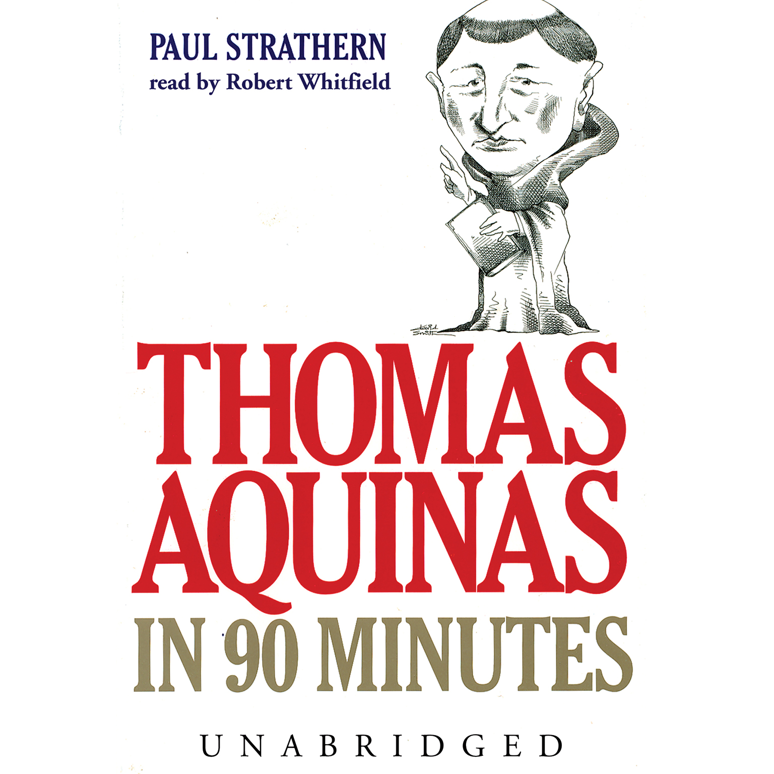 Printable Thomas Aquinas in 90 Minutes Audiobook Cover Art