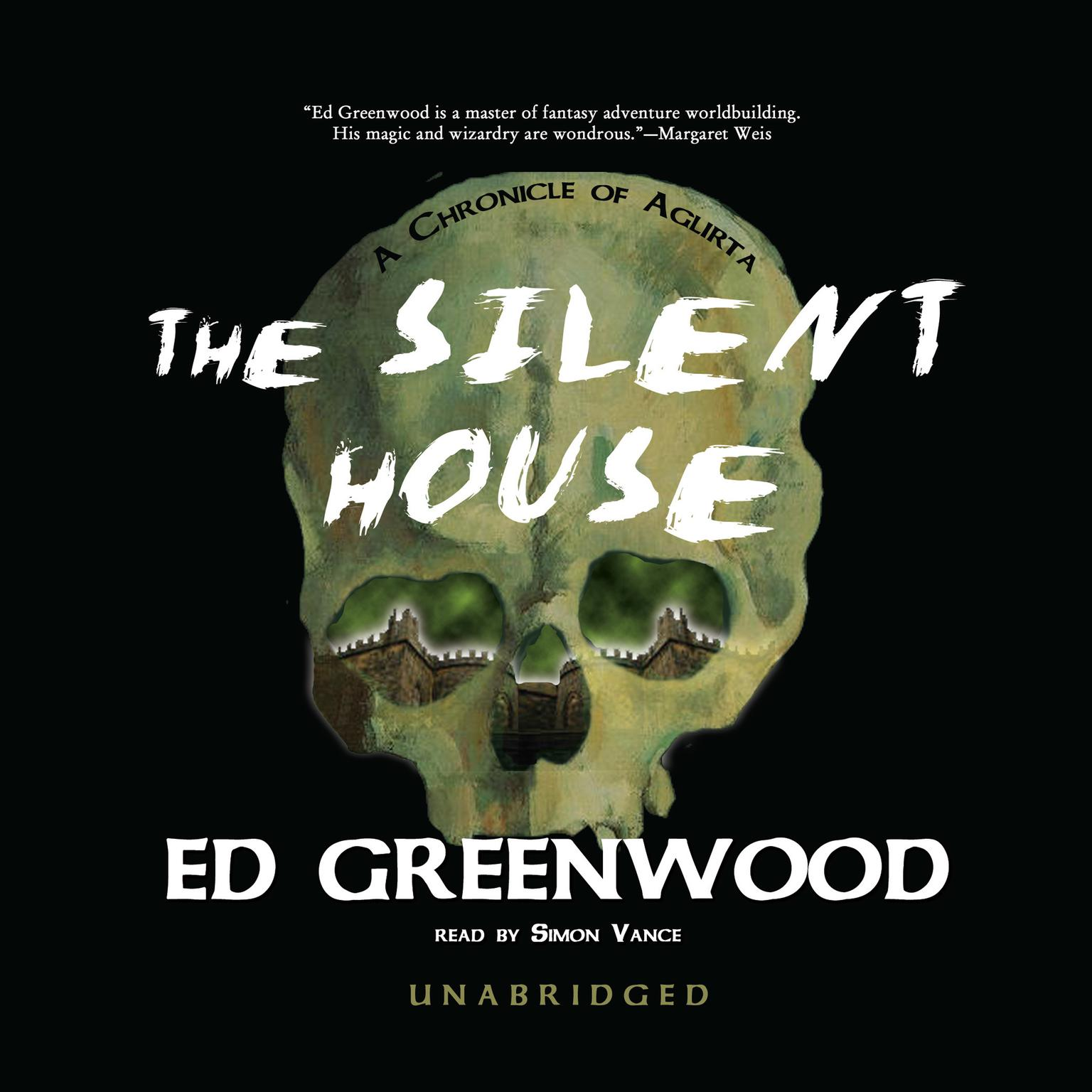 Printable The Silent House: A Chronicle of Aglirta Audiobook Cover Art