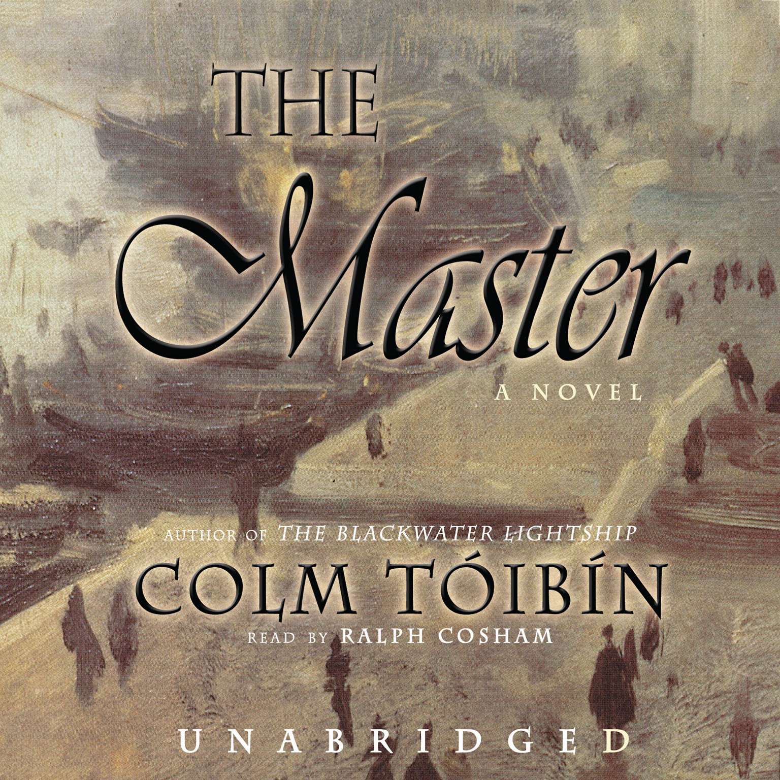 Printable The Master: A Novel Audiobook Cover Art